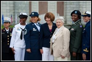 militarywomen